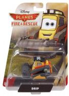 Disney Pixar Planes Fire & Rescue Diecast Pitty Vehicle - Drip